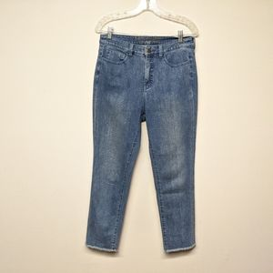 Soft Surroundings High Rise jeans